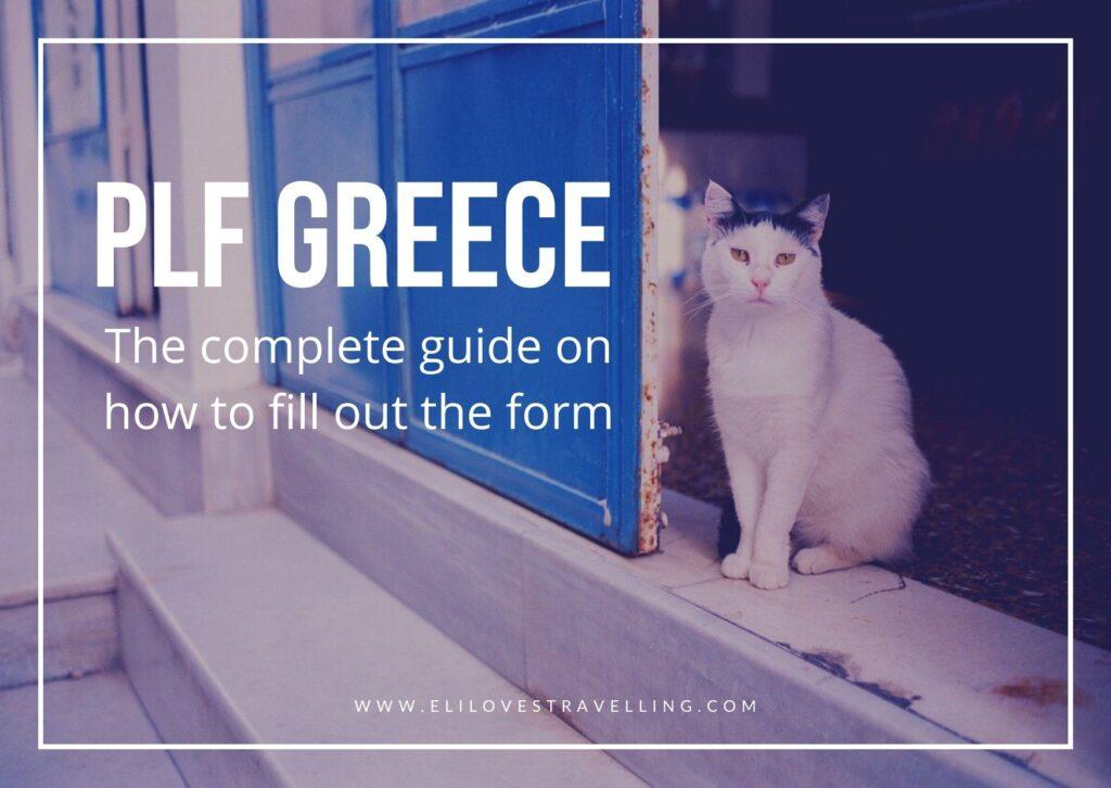 PLF Greece