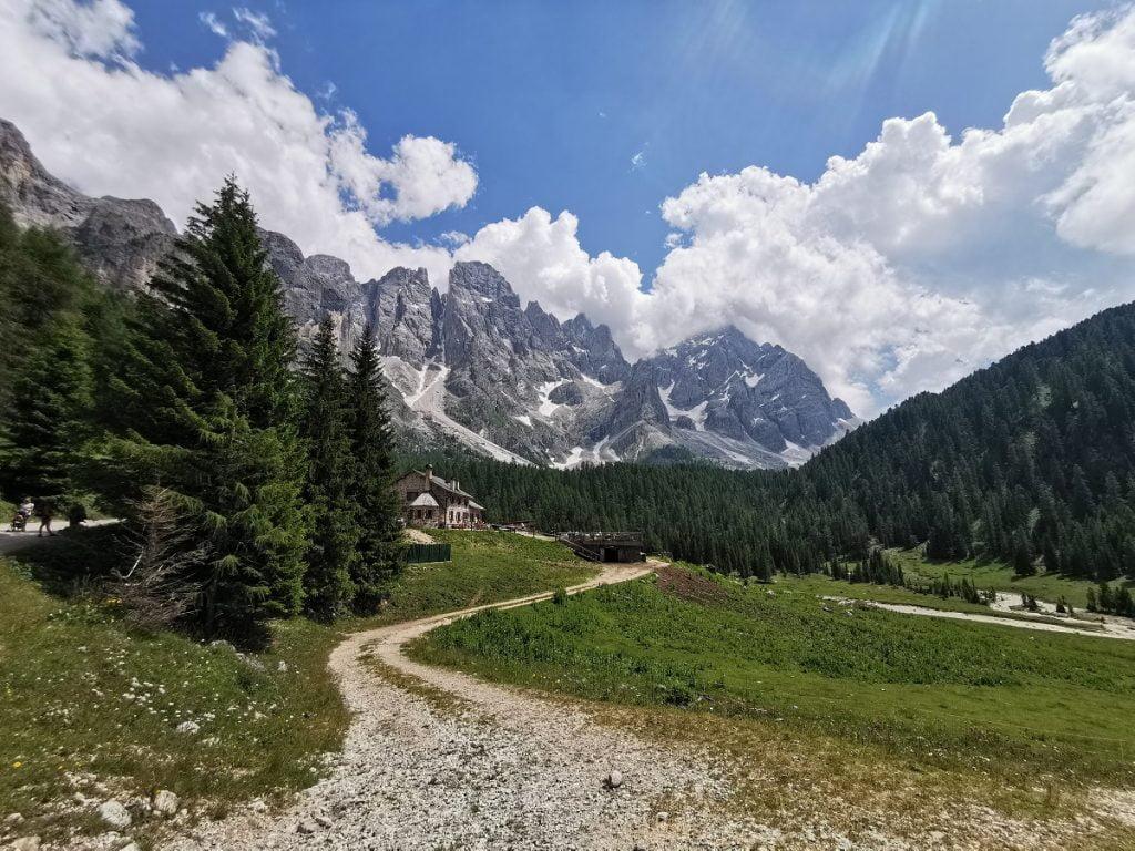 Val Venegia Pale di San Martino Passo Rolle