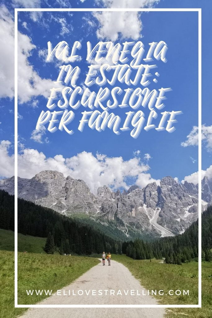 Val Venegia in estate: escursione per famiglie 1
