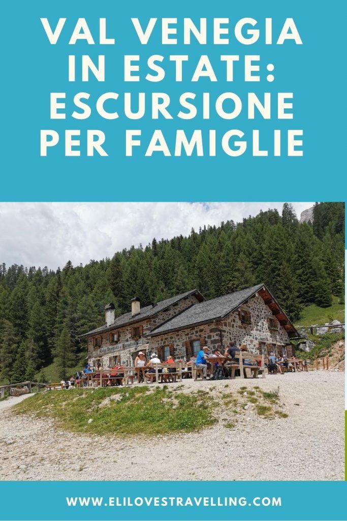 Val Venegia in estate: escursione per famiglie 2