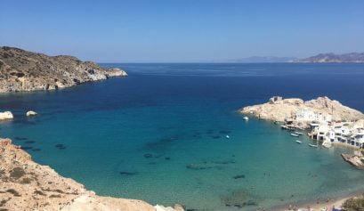 Milos: isole greche
