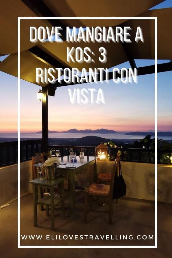 Dove mangiare a Kos: 3 ristoranti con vista 6