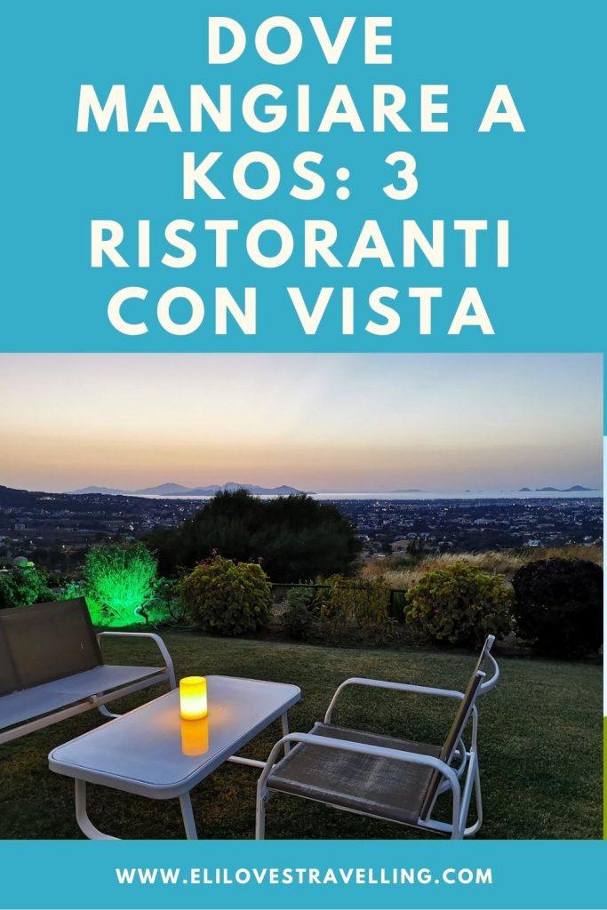 Dove mangiare a Kos: 3 ristoranti con vista 7