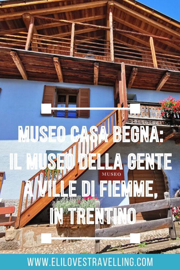 Museo Casa Begna: il museo della gente a Ville di Fiemme, in Trentino 5