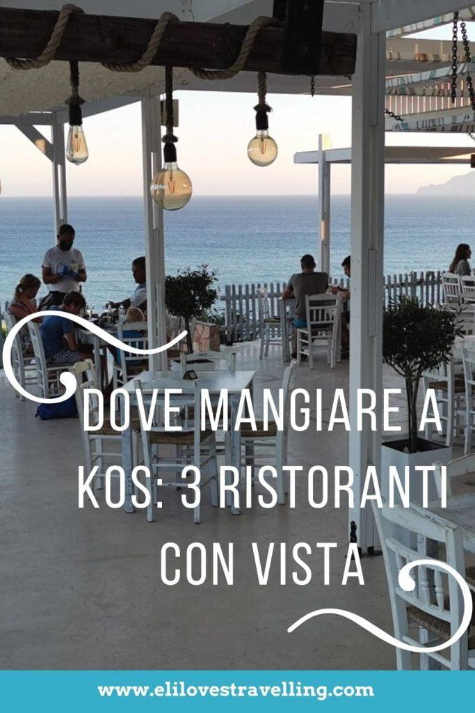 Dove mangiare a Kos: 3 ristoranti con vista 8