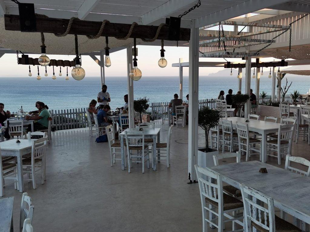 Dove mangiare a Kos_ristoranti con vista_Cavo Greco_Kefalos