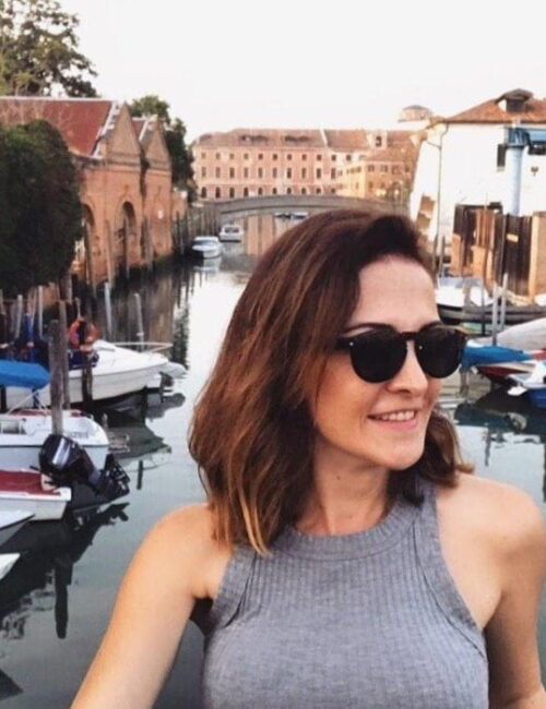 Move to Italy: life in Venice. Interview with Ceren