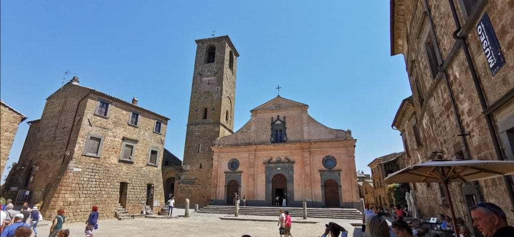 Centro storico di Civita di Bagnoregio
