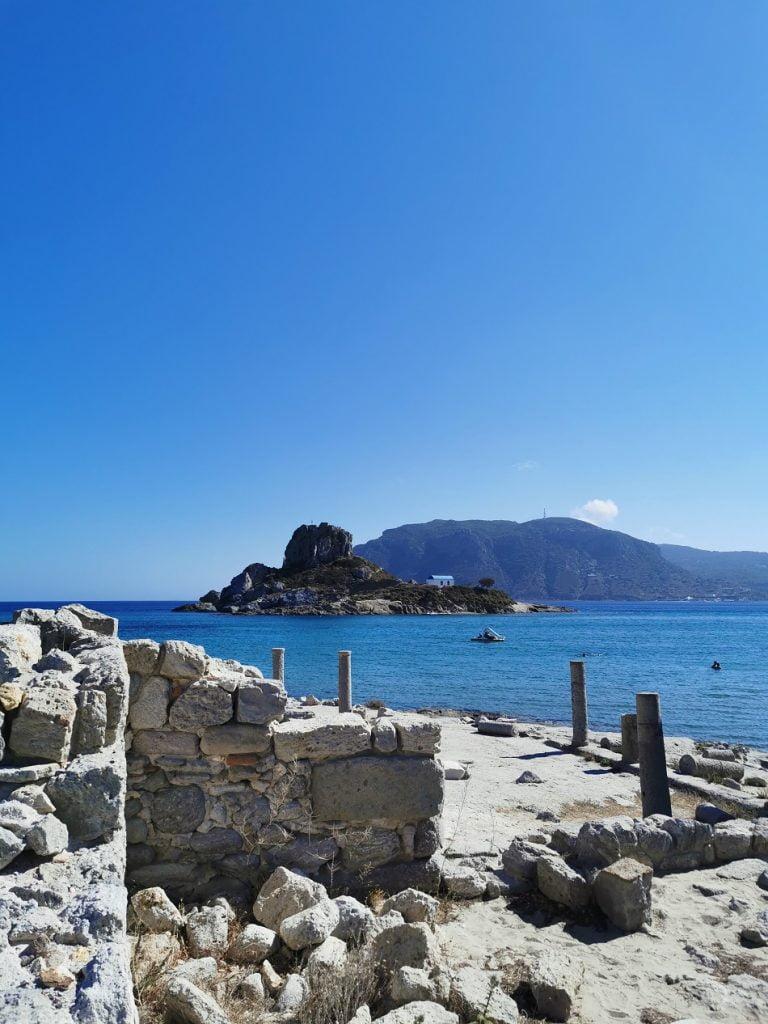 Agios Stefanos tra le spiagge più belle di Kos