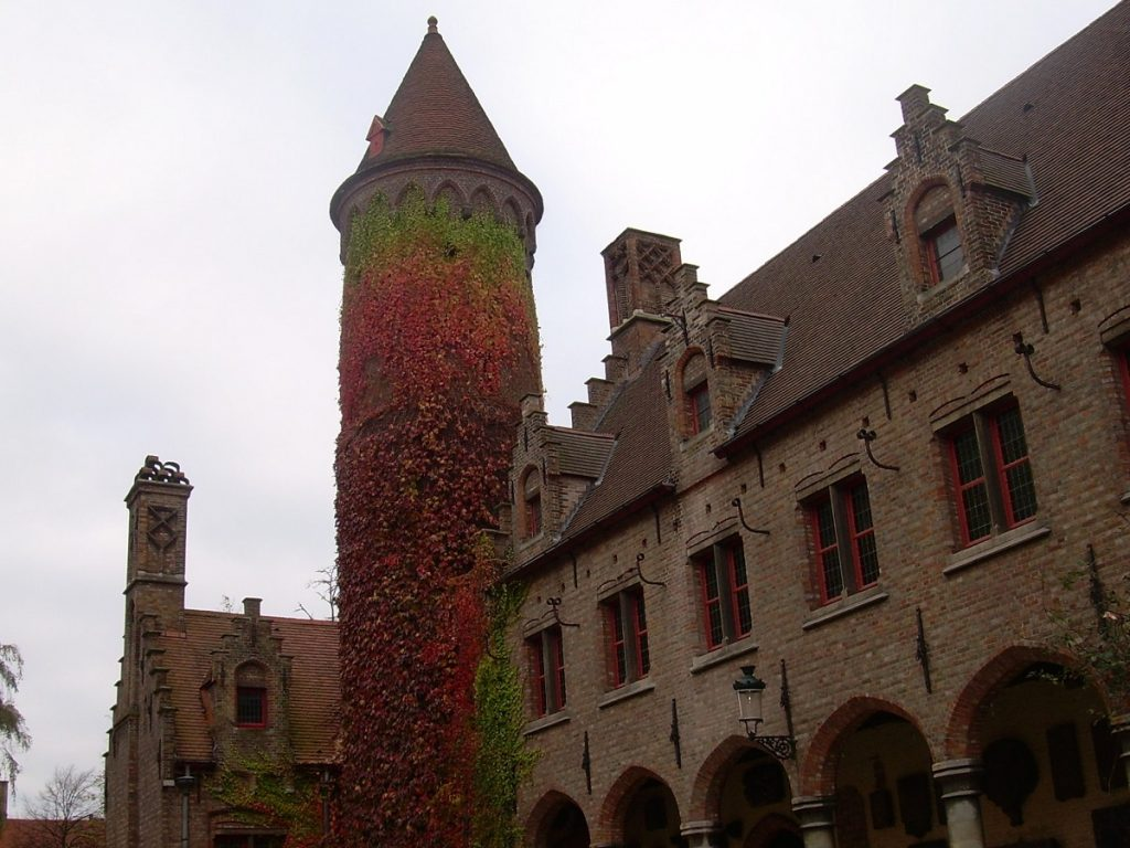 dove andare in autunno in Europa_Bruges