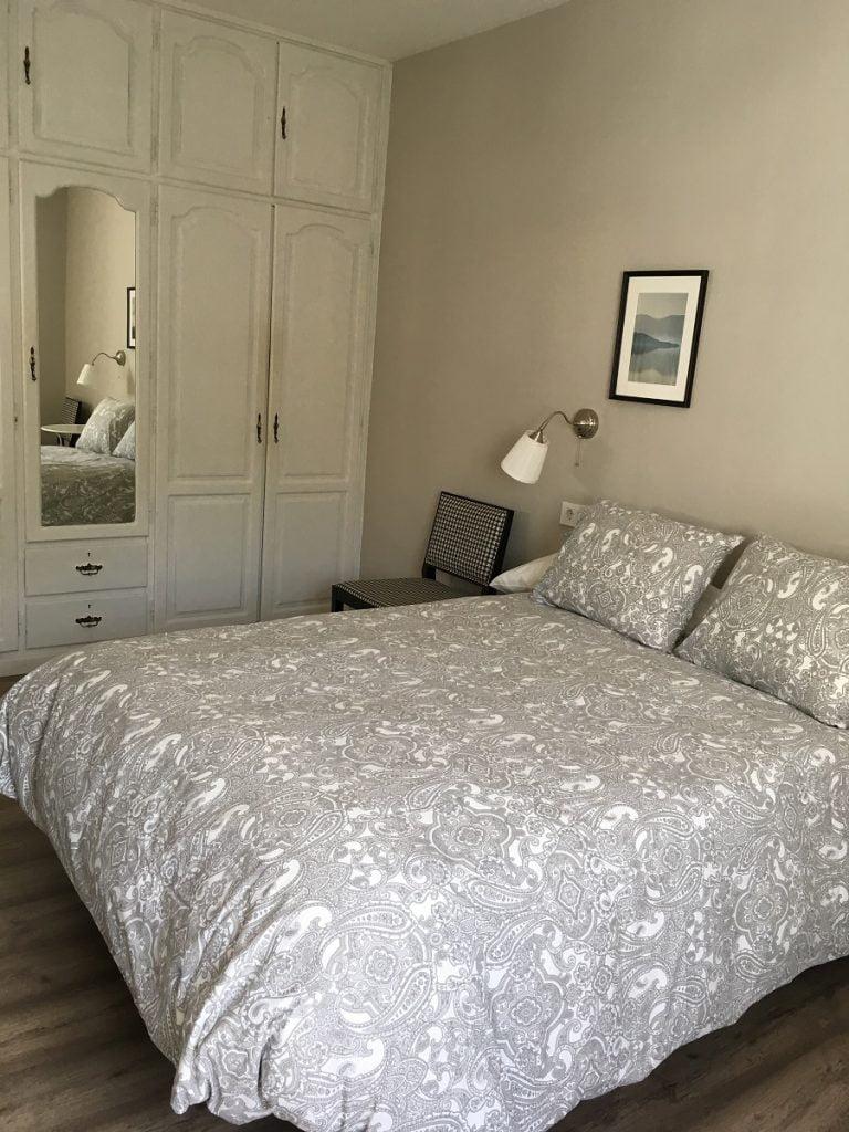 Camera da letto_airbnb Siviglia airbnb