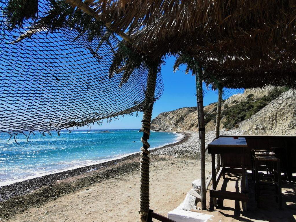 Cavo Paradiso Beach a Kos spiagge