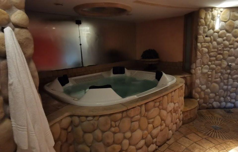 Centro benessere_Hotel Foresta a Moena