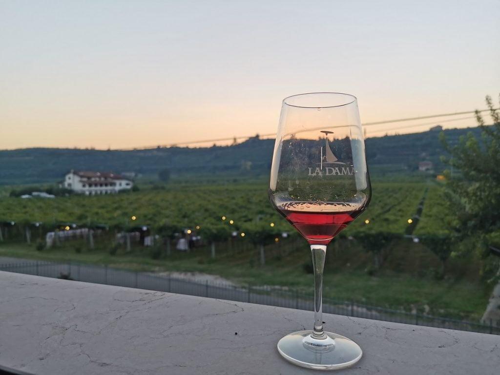 La Dama Vini_degustazione e cena in vigna in Valpolicella