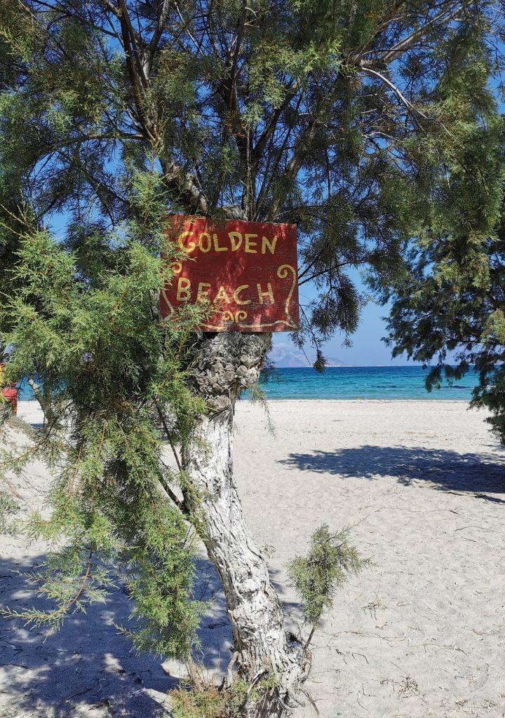 golden beach_kos_isole greche spiagge bianche