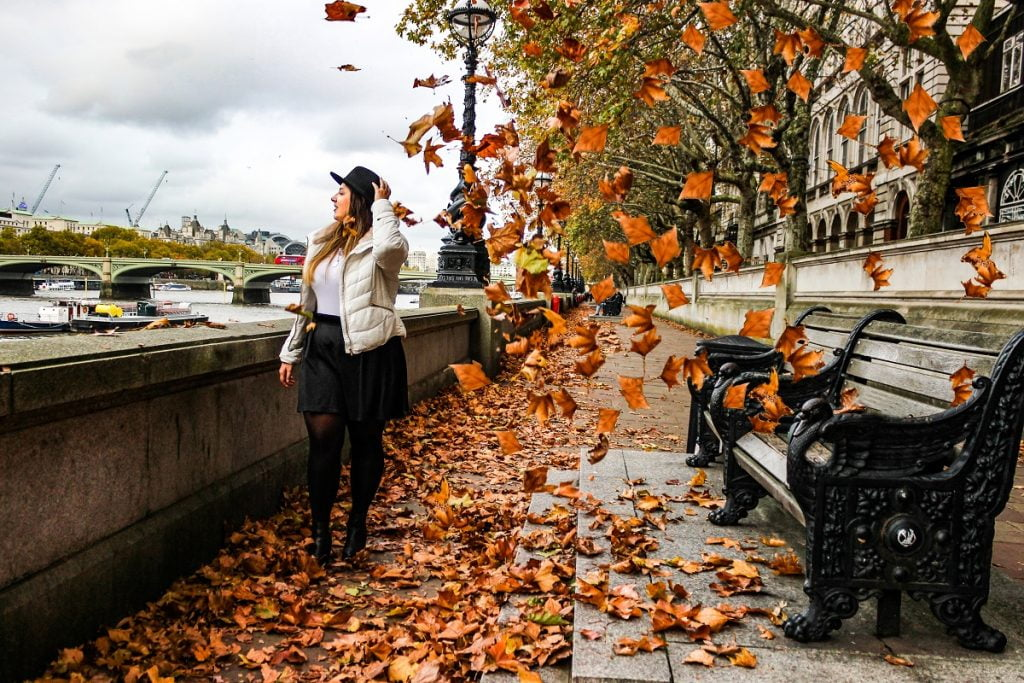 dove andare in autunno in Europa_foliage a Londra