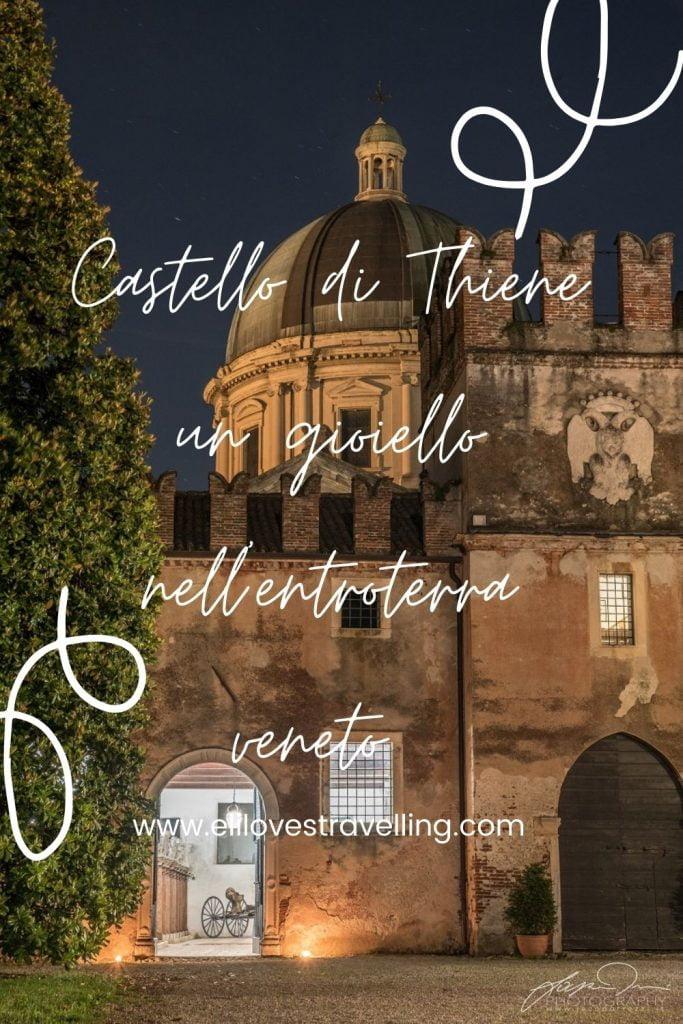 Palazzo Porto Colleoni meglio noto come Castello di Thiene: un gioiello nell'entroterra veneto! 3