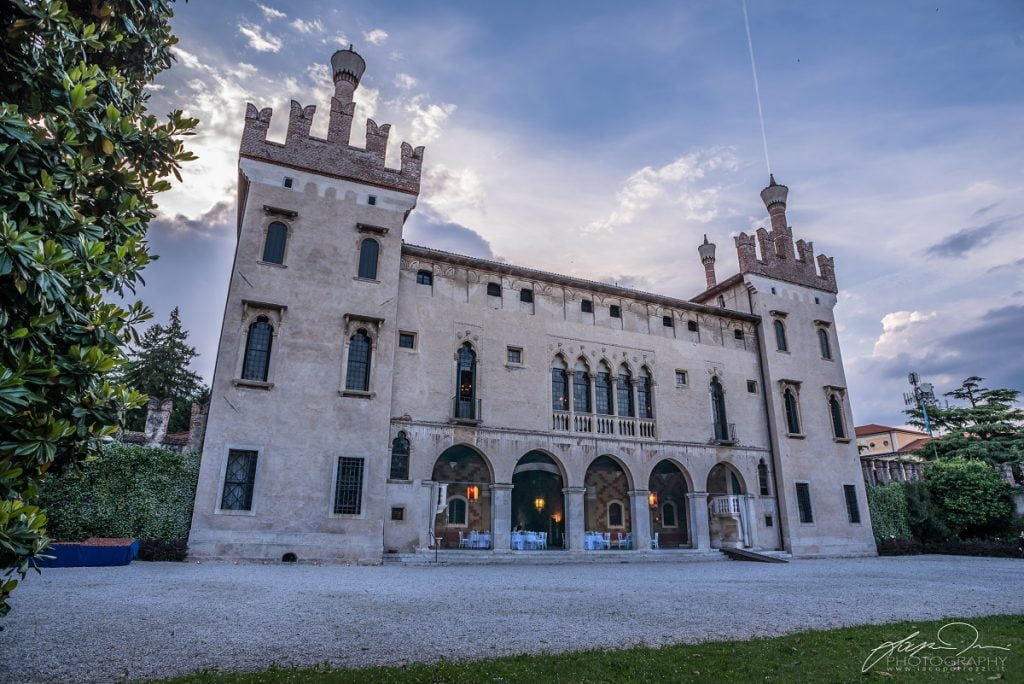 Castello Colleoni Thiene Vicenza