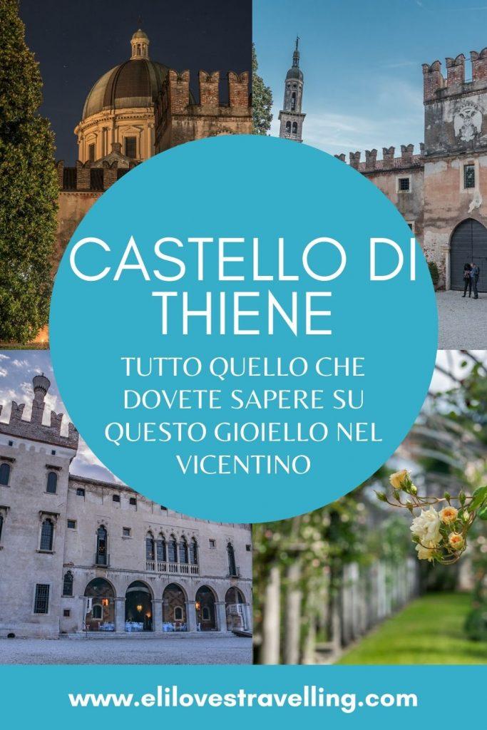Palazzo Porto Colleoni meglio noto come Castello di Thiene: un gioiello nell'entroterra veneto! 1