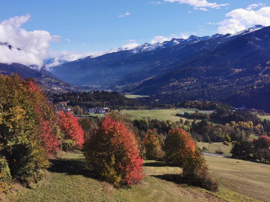 Autunno in Italia: foliage in Val di Fiemme