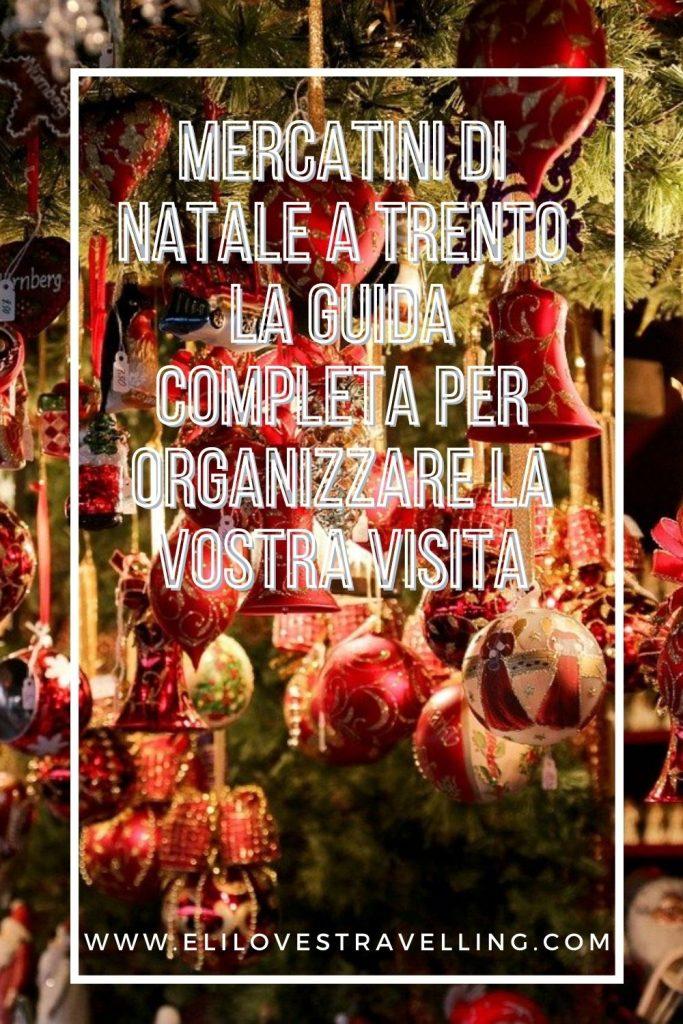 Mercatini di Natale a Trento: la guida completa 7