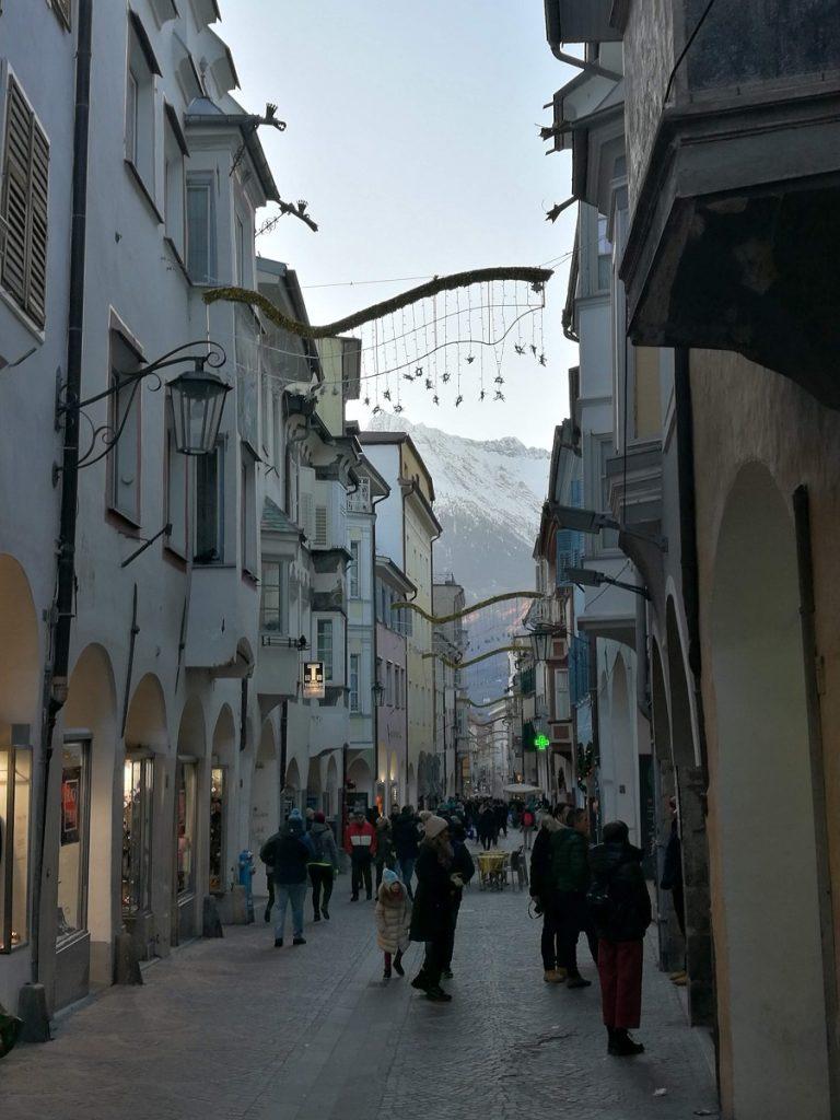 Mercatini di Natale a Merano_centro storico