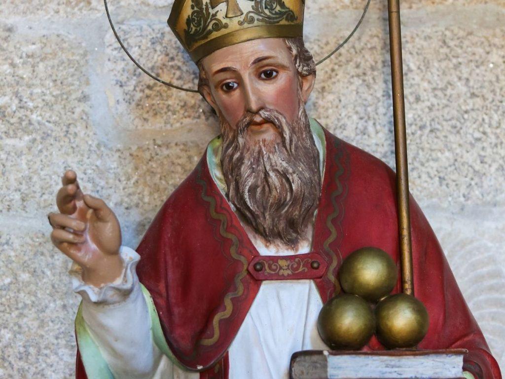 San Nicola di Bari, conosciuto come San Nicolò