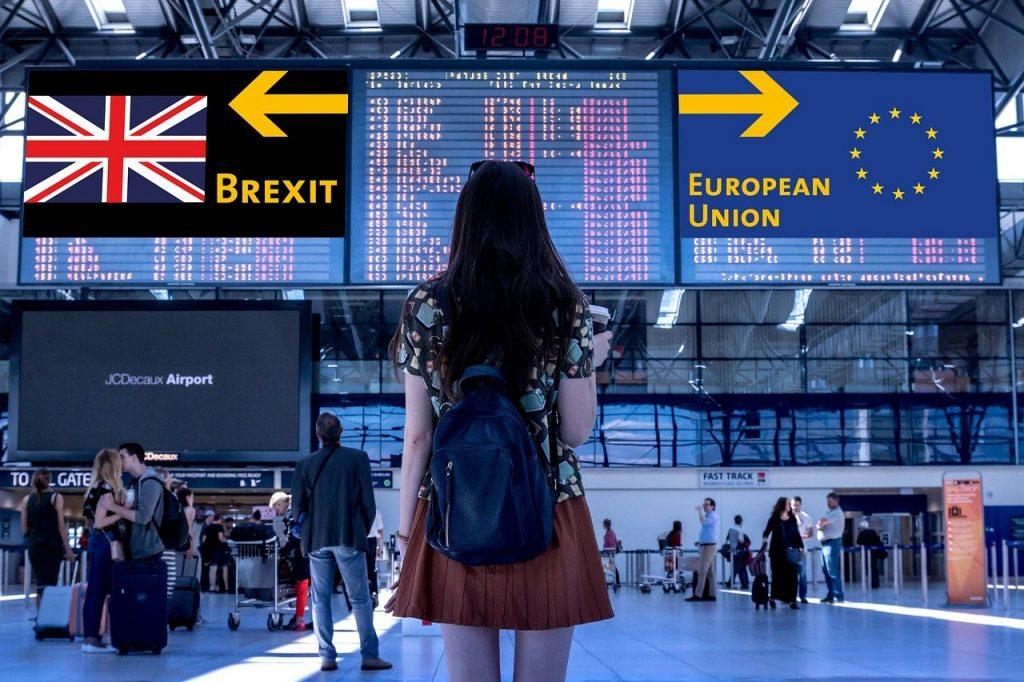 Andare in UK dopo la Brexit