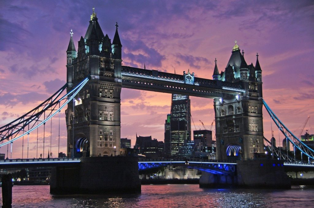Tower Bridge_come si vive a Londra