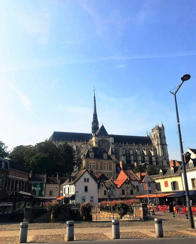 Erasmus ad Amiens