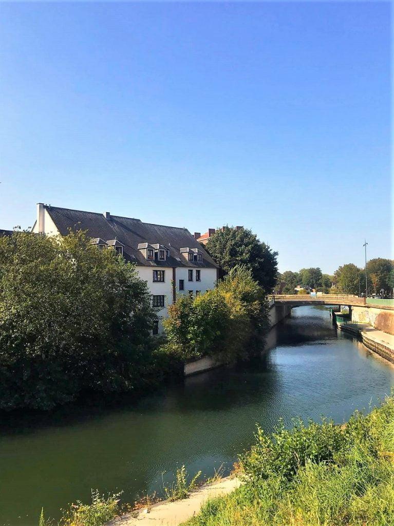 Erasmus in Francia