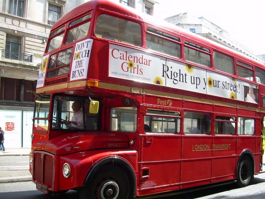 Come si vive a Londra trasporti