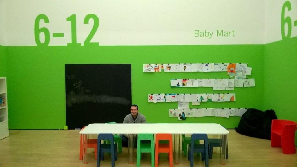 Mart Rovereto_baby Mart