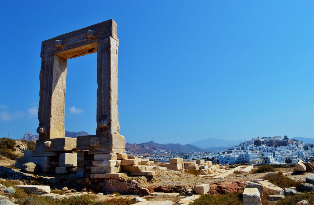 Portara a Naxos