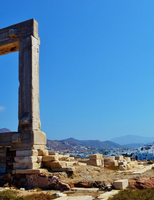Naxos: a compact guide to the Greek island