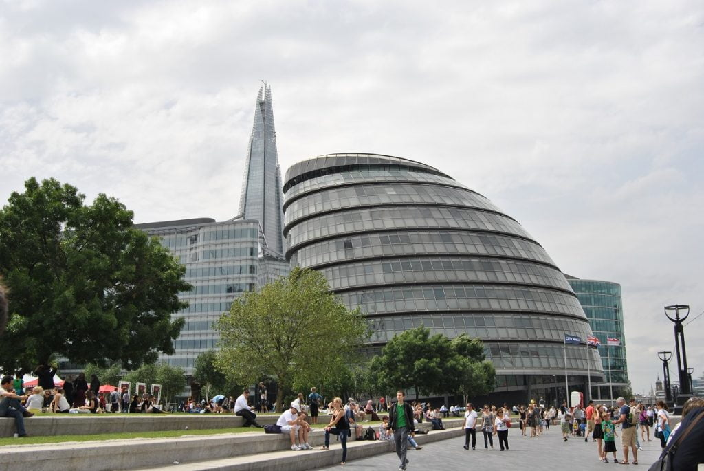 Southbank_come si vive a Londra