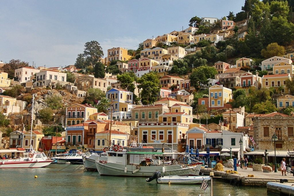 Symi, a compact guide to the island