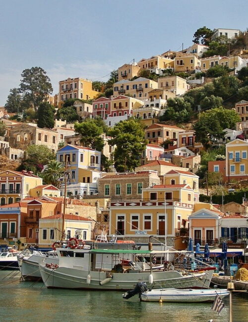 Symi: a compact guide to the Greek island