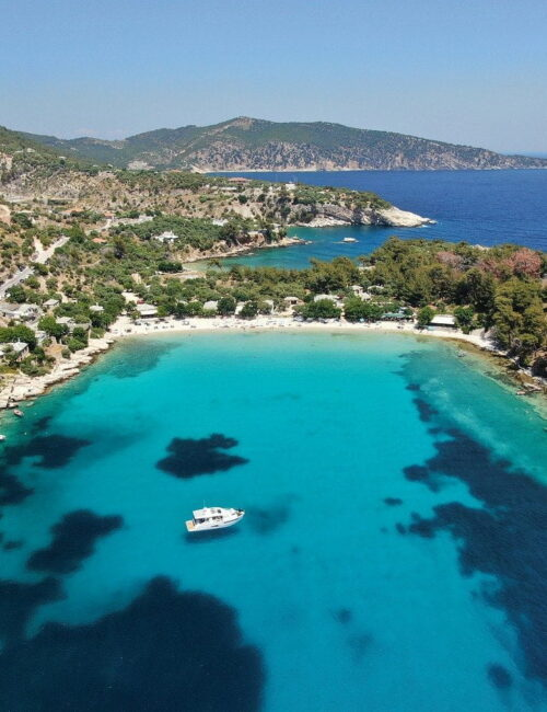 A compact guide to Thassos island