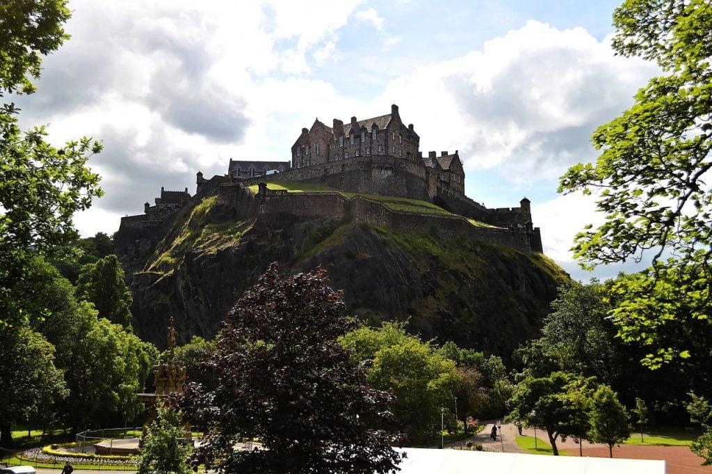 Viaggiare in UK per turismo: Edimburgo