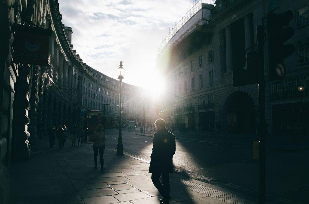 Vivere a Londra esperienze_solitudine