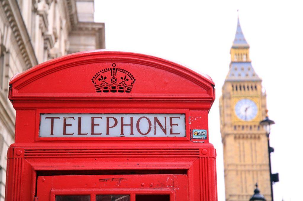 Vivere a Londra per un periodo