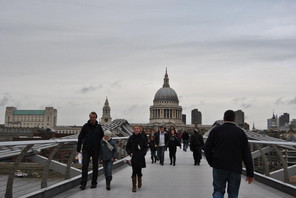 Vivere a Londra esperienze multiculturalità