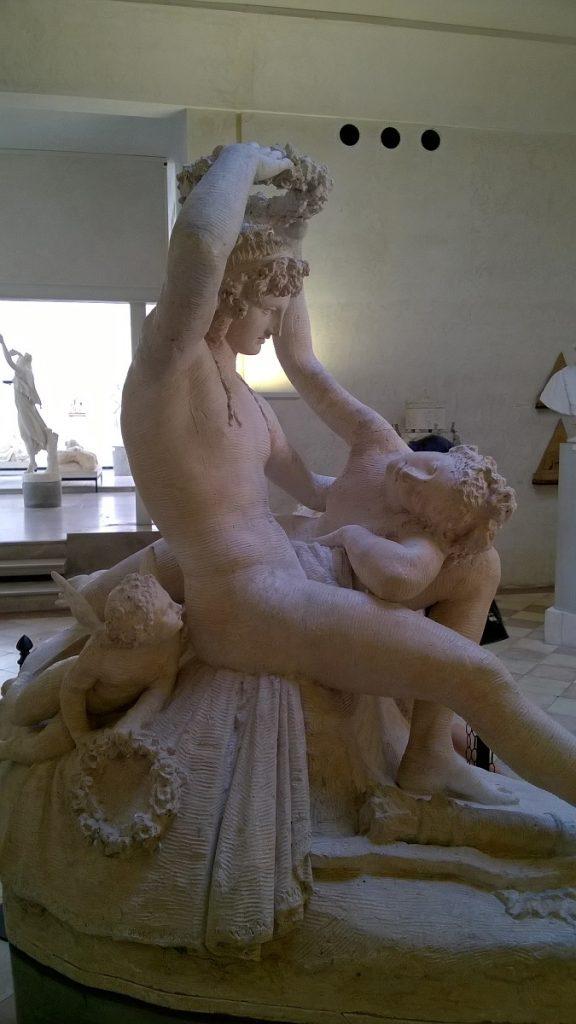 Arte e Amore_Adone di Canova
