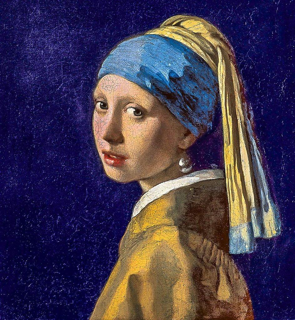 La ragazza con l'orecchino di perla_riproduzione
