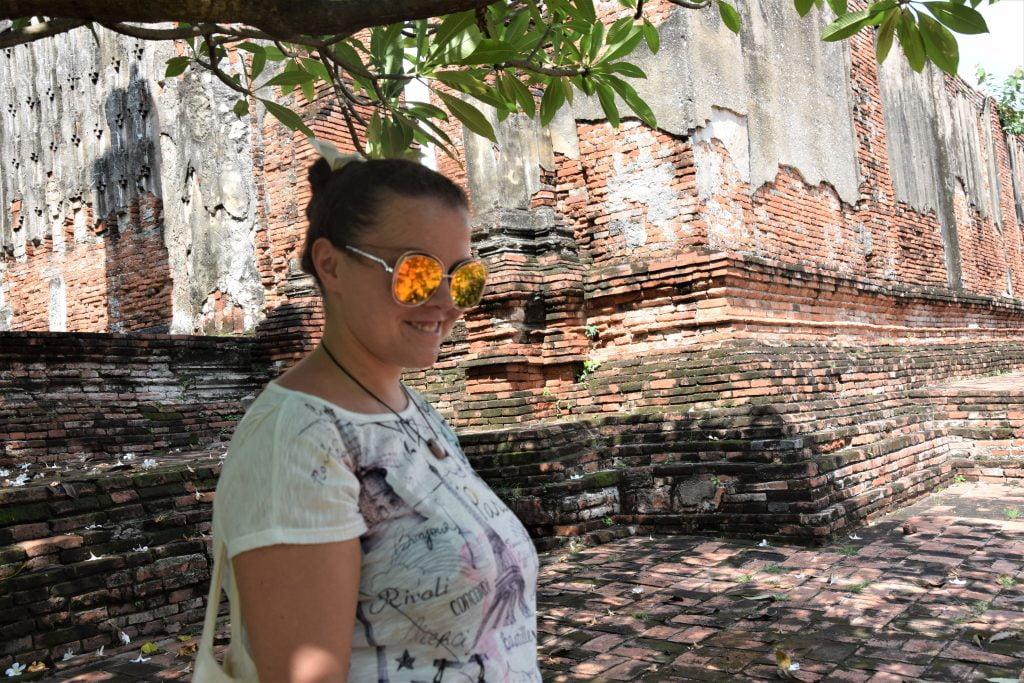 Elisa in Tailandia