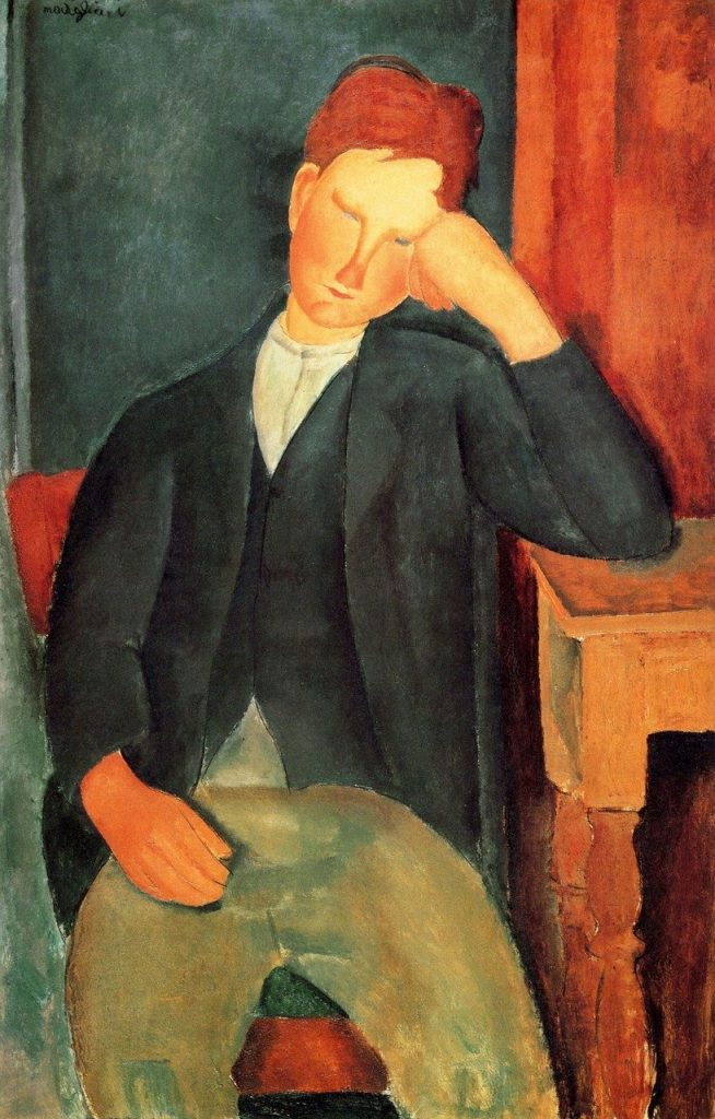 Opera di Amedeo Modigliani