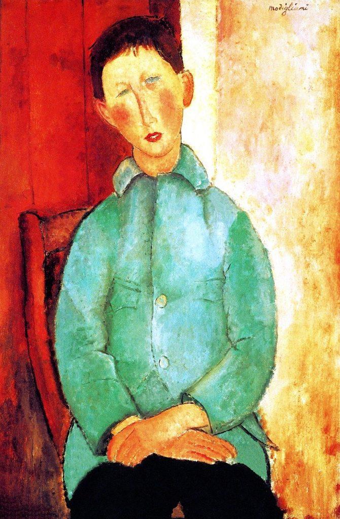 Opera di Modì, Amedeo Modigliani