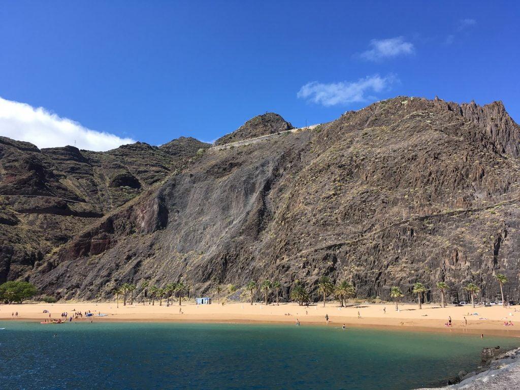 Tenerife spiagge: Playa de Las Teresitas