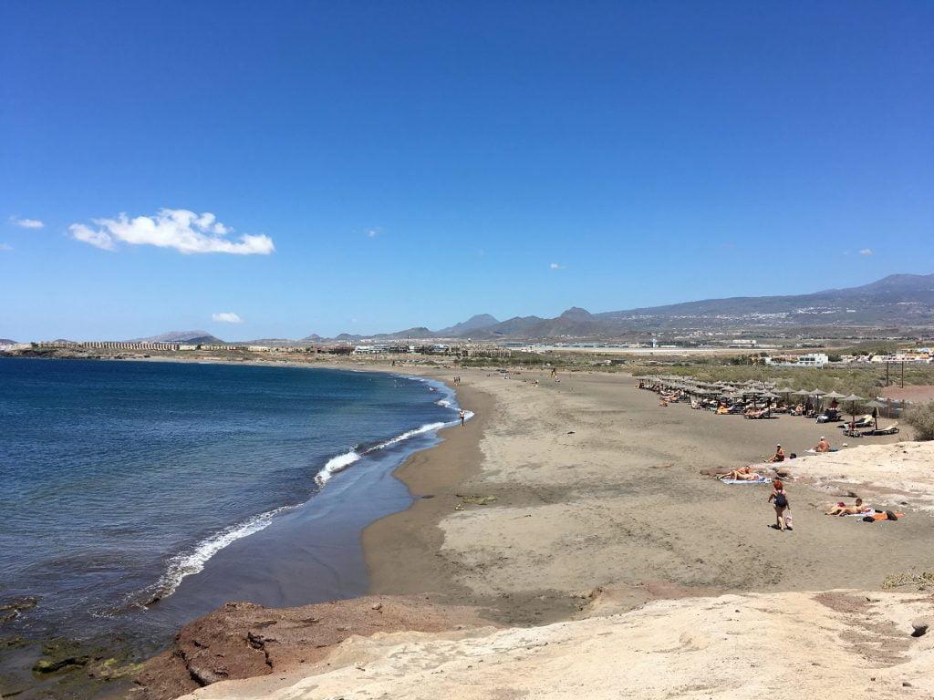 Playa La Tejita_Tenerife spiagge più belle